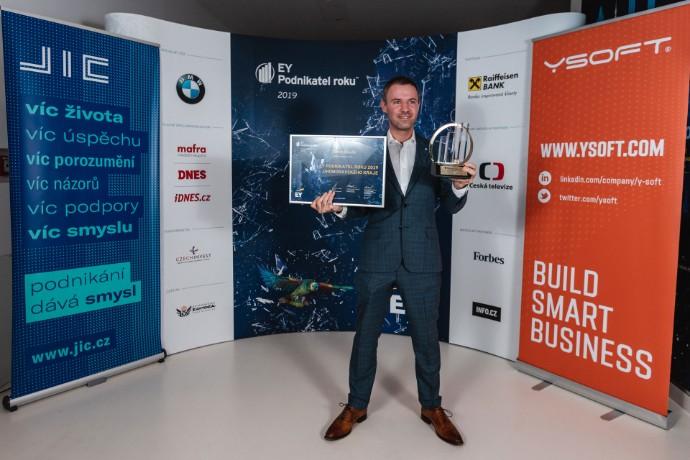 EY zahajuje šestnáctý ročník soutěže EY Podnikatel roku Jihomoravského kraje