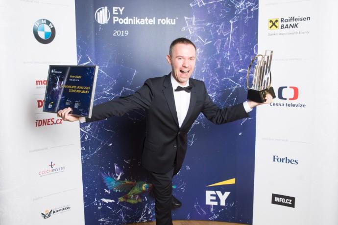 EY zahajuje šestnáctý ročník soutěže EY Podnikatel roku Moravskoslezského kraje