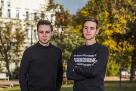 Jan Sláma a David Špunar FaceUp Technology