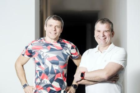 Tomáš Šebek a Rudolf Ringelhán (uLékaře.cz)