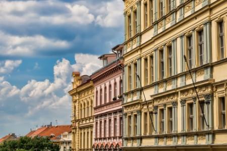 Zájem o byty v centrální Praze stále roste