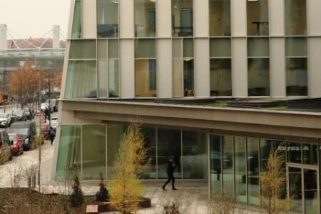 EY's kontor i København