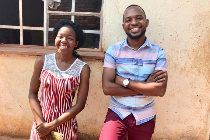 EY bidrager til Kwerafunds uddannelse af Afrikas unge