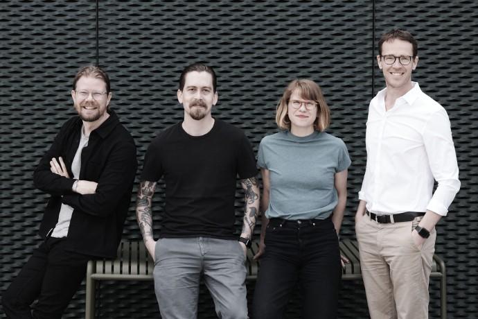 EY vil være førende på innovation og design med åbning af kreativt studie i København