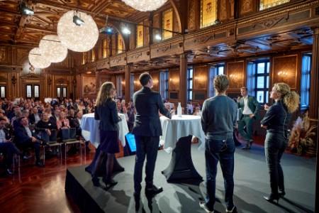 Sustainability Awards 2021 paneldebat