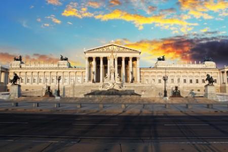 Antikes Gebäude