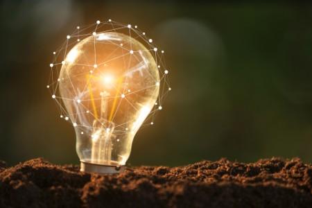 Intelligente Glühbirne