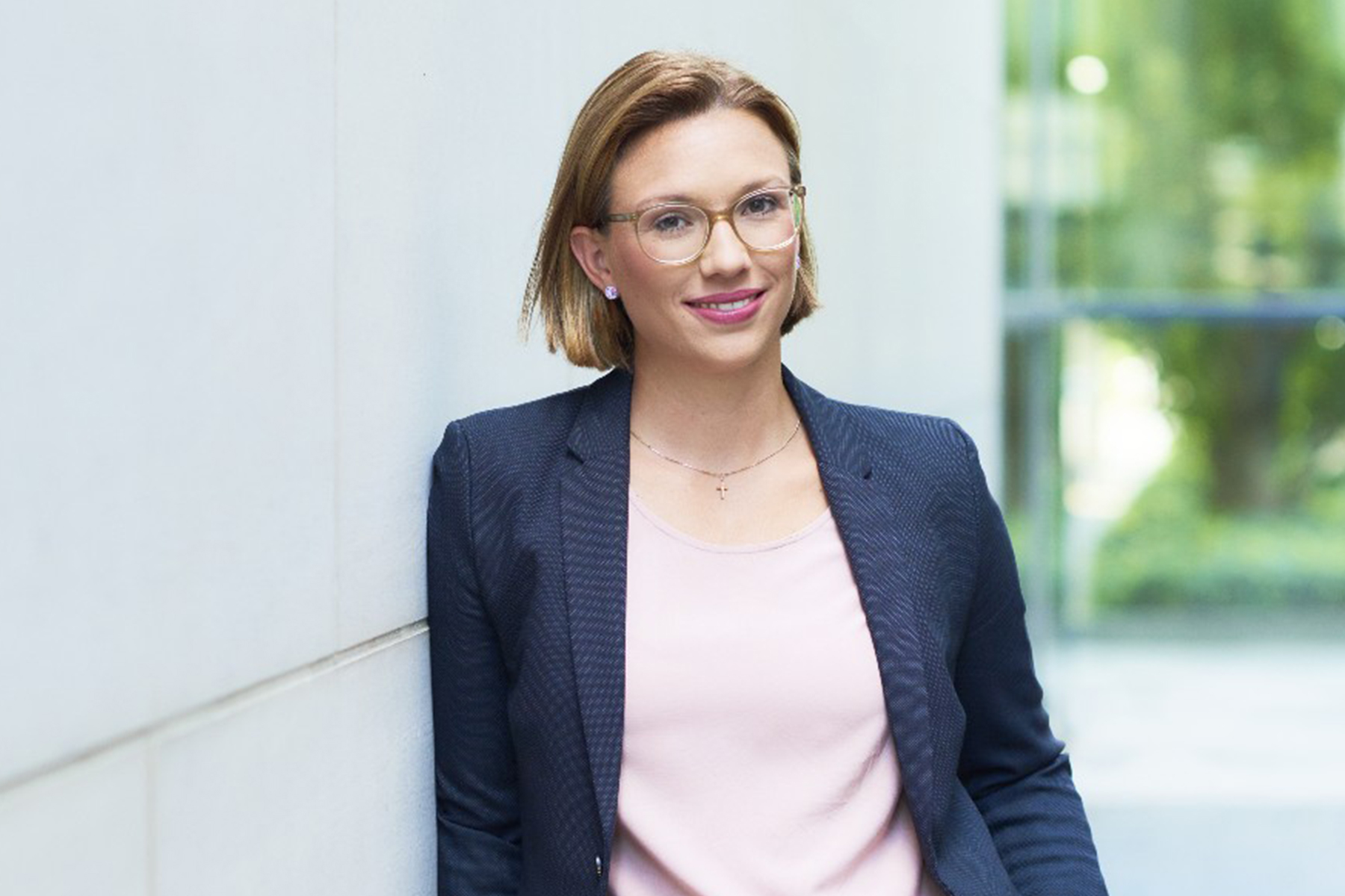 Franziska Blum – Senior Consultant, Financial Services Audit