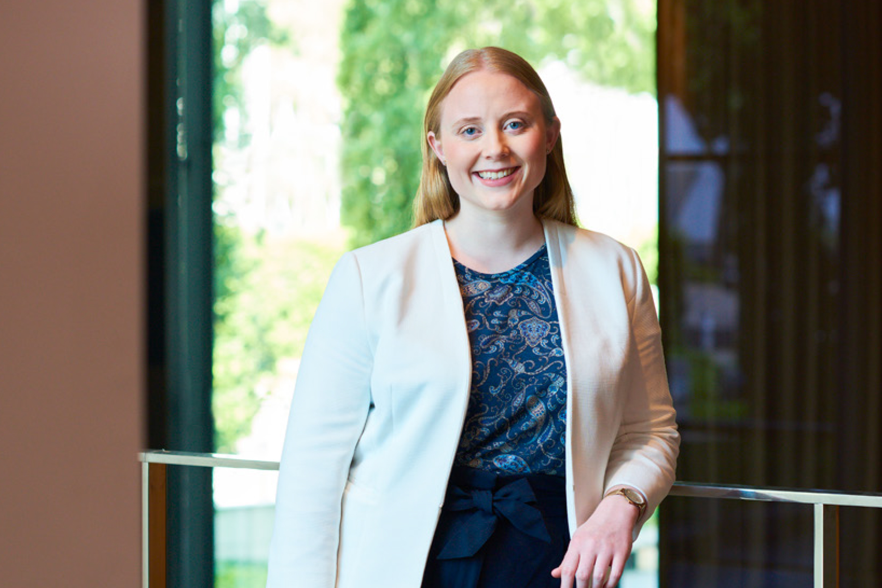Hedda Gunnarson – Assistant, Assurance Services