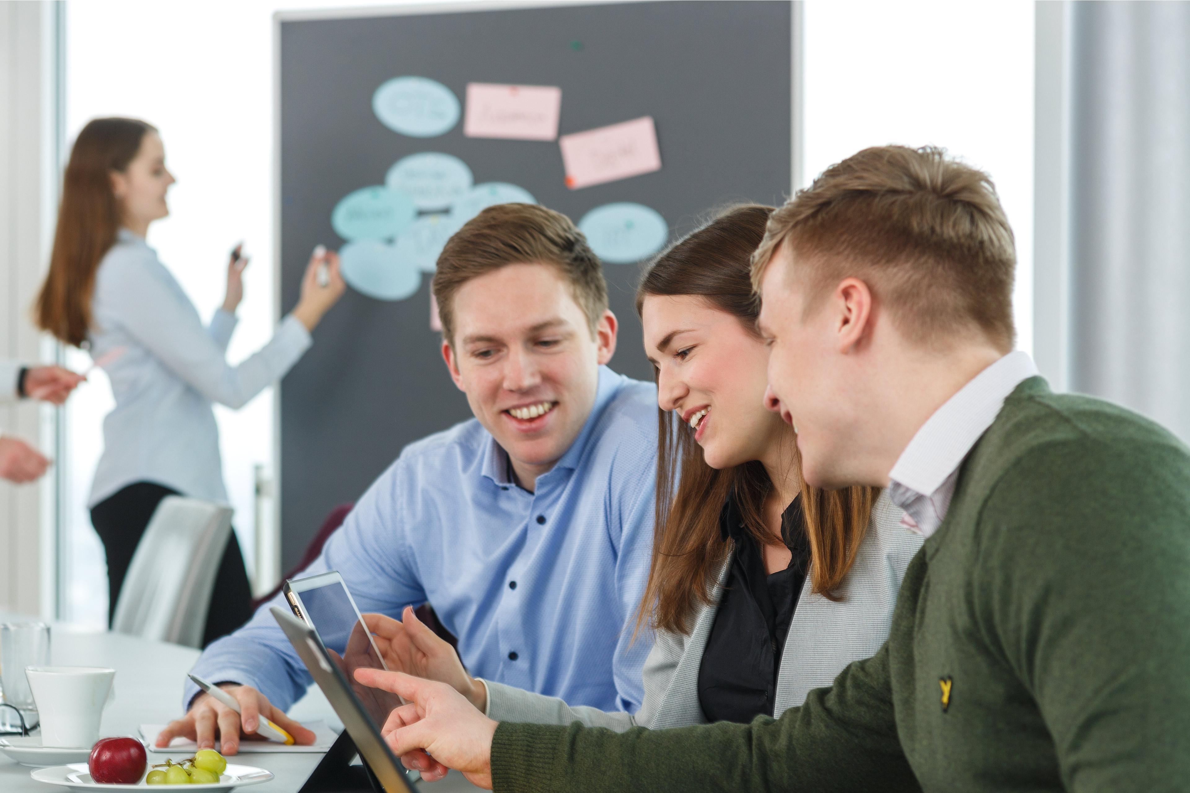 Karriere-Workshops für Studierende und Absolventen bei EY