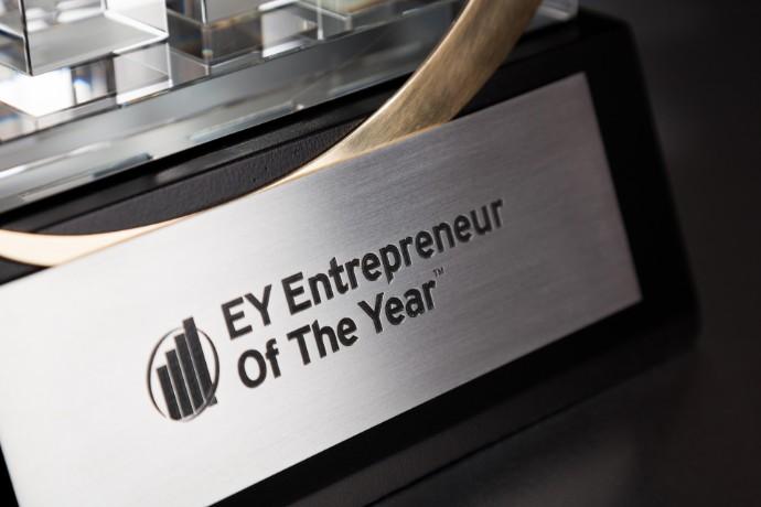 EY Entrepreneur Of The Year: Nicola Leibinger-Kammüller und Michael Otto erhalten Ehrenpreise