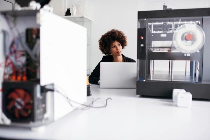 Deutsche Unternehmen büßen Vorreiterrolle bei 3D-Druck ein