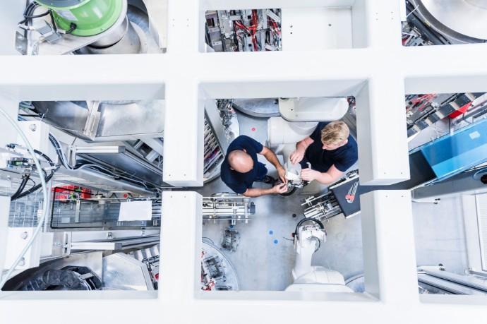 EY für Transformationsprojekte bei Daimler und in der Pharmaindustrie ausgezeichnet
