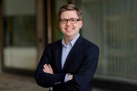 Porträtfoto von Dr. Andreas Heusler