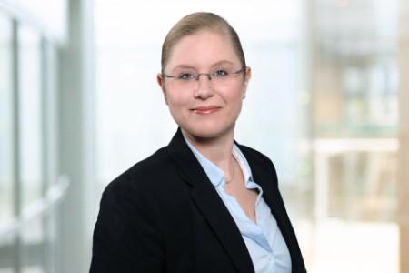 Porträtfoto von Christa Hasenrath
