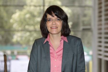 Porträtfoto von Christiane Hold