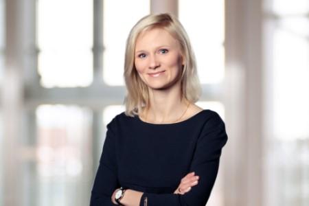 Porträtfoto von Dominika Ermitsch