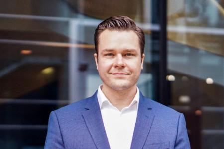 Porträtfoto von  Daniel Rüth