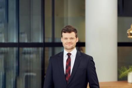 Porträtfoto von Jakob Pötsch