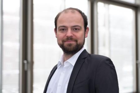 Porträtfoto von Julian Klein-Pohlmann