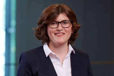 Porträtfoto von Leila Züllighoven
