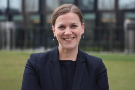 Porträtfoto von Luisa Kauter