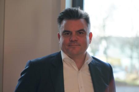 Porträtfoto von Patrick Stöß