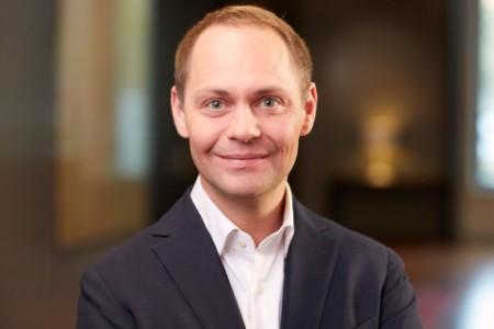 Porträtfoto von Dr. Thomas Barth