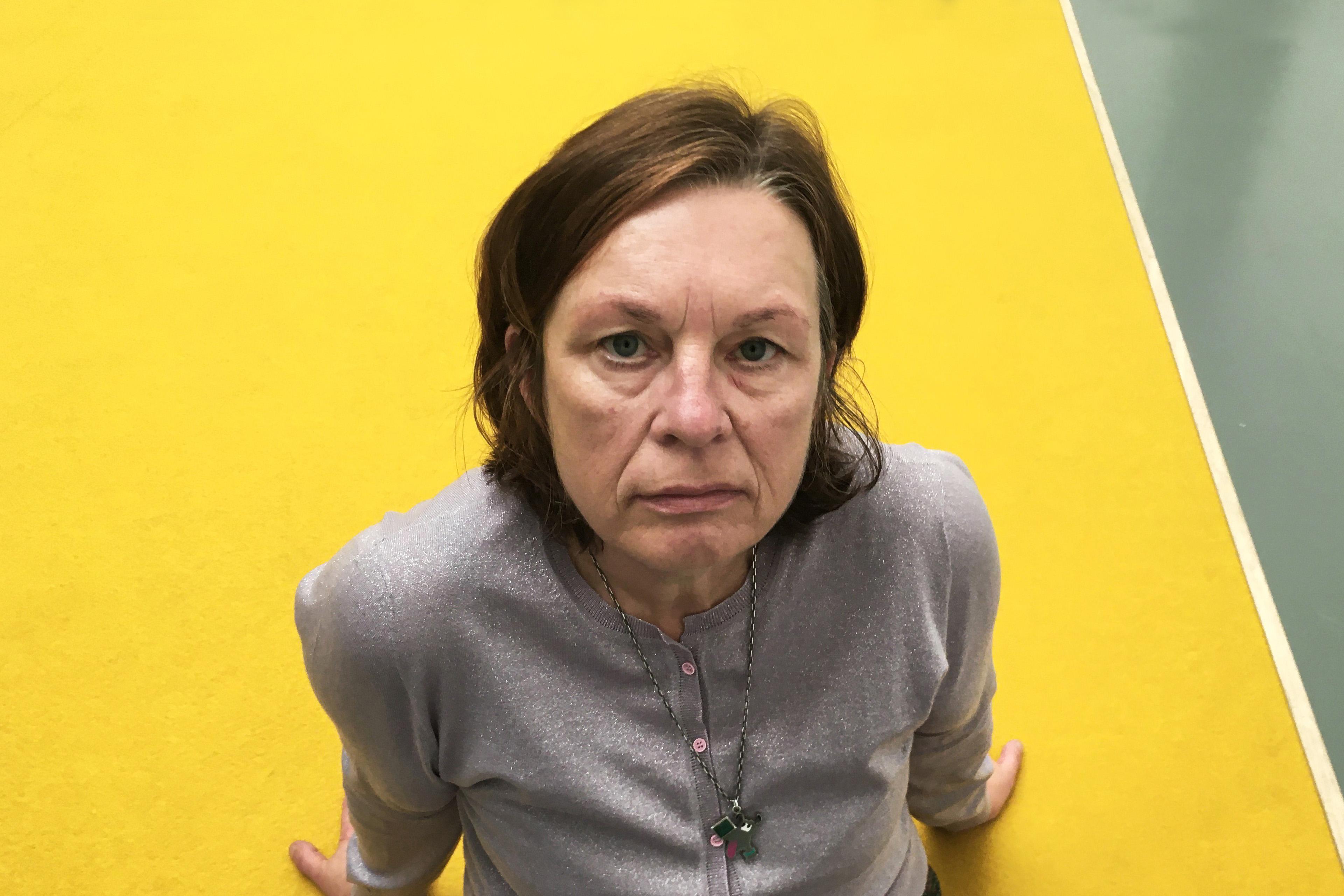 A portrait of Heidi Specker