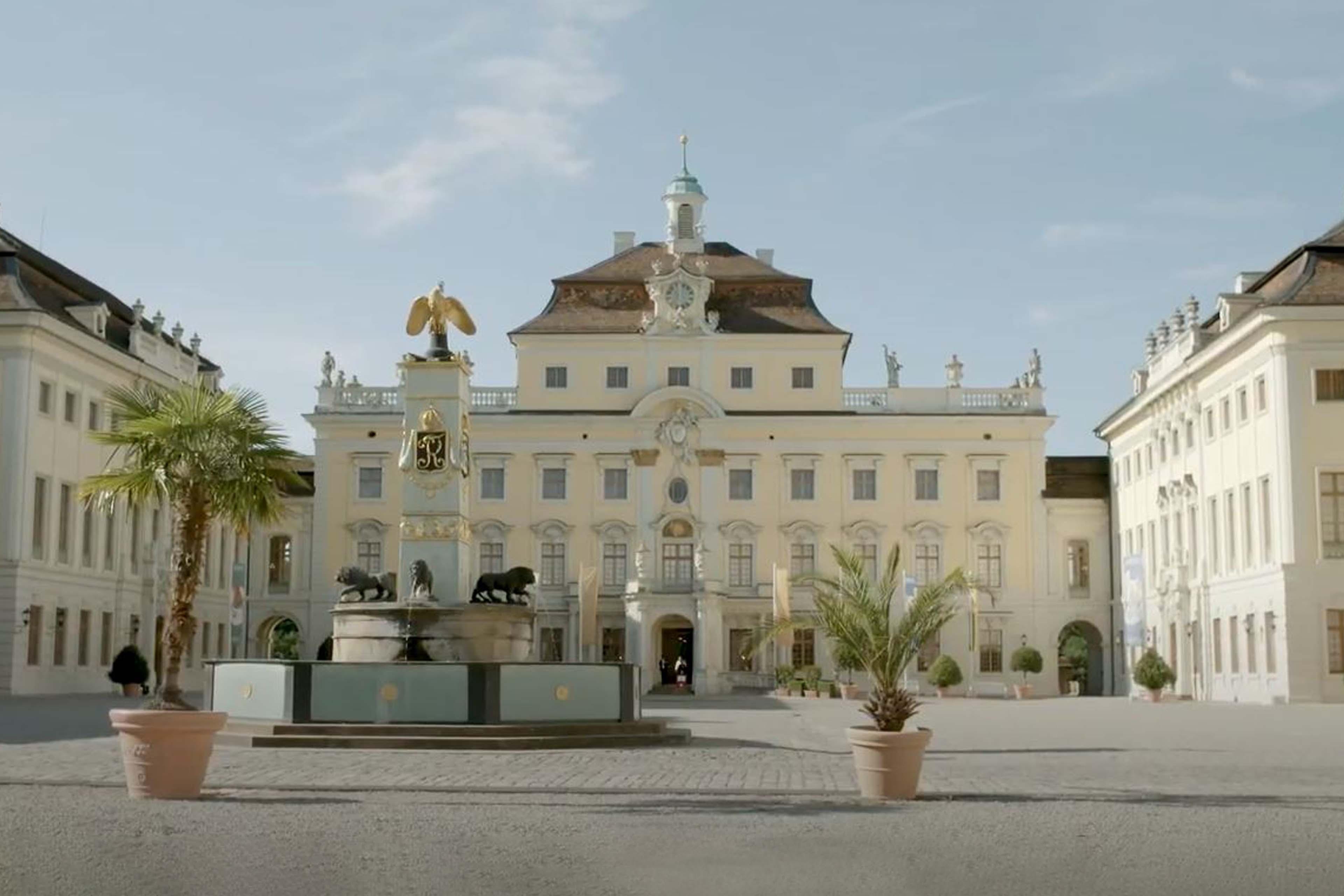 Ludwigsburger Residenzschloss