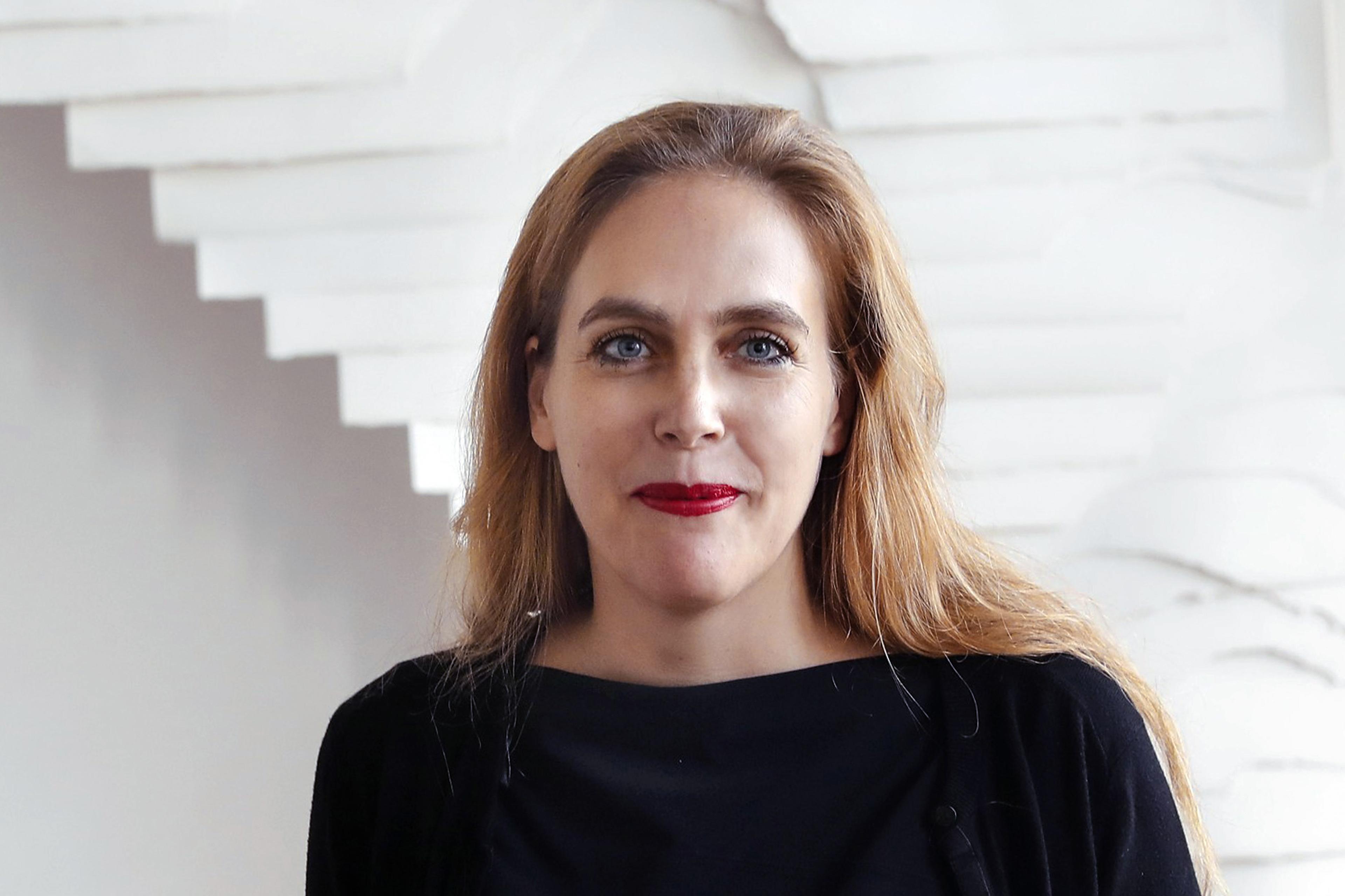 A portrait of Susanne Pfeffer