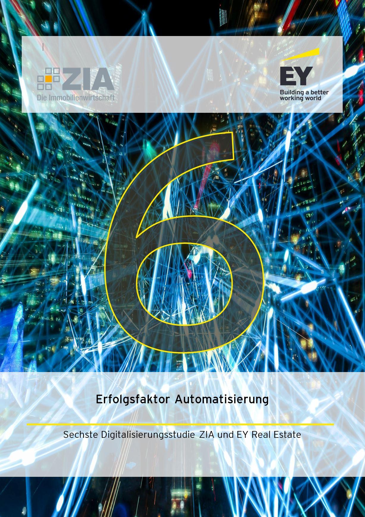 Digitalisierungsstudie ZIA und Real Estate