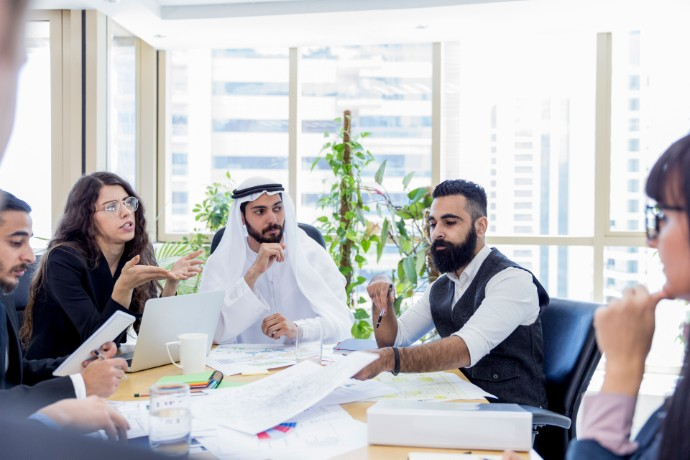 EY Certified as Great Place To Work® in the UAE