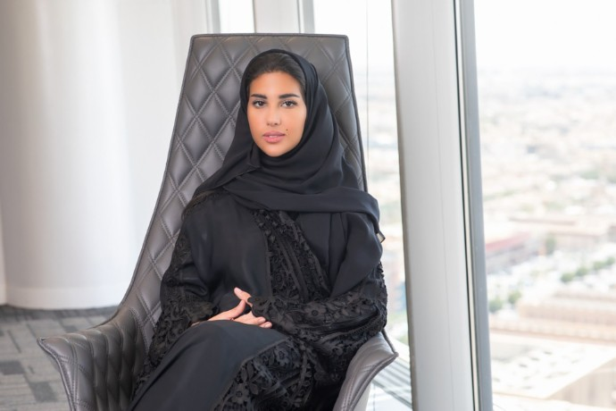 EY Tax Partner, Esraa Al-Buti, named a 2021 World Economic Forum Young Global Leader