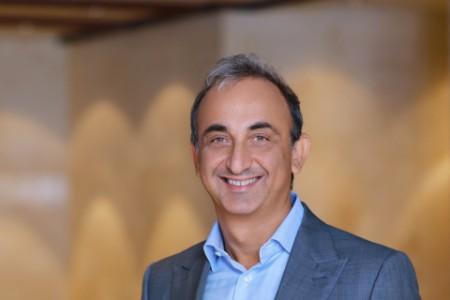 Photographic portrait of Firas Qoussous