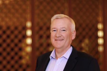 Photographic portrait of Gordon Bennie