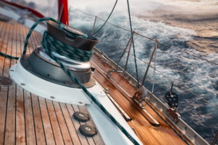 sail boat winch chapter 02