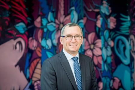 A photographic portrait of Colin Jones