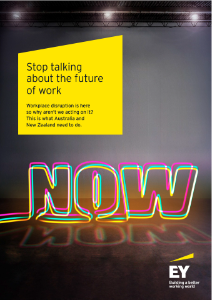 EY Future of Work Report