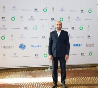 Rashkhan Garashli, Horeca, EY Entrepreneur Of The Year Azerbaijan 2020 overall winner