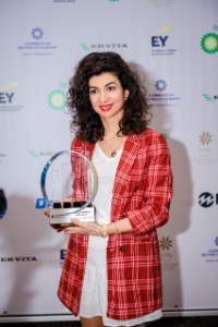 Rasmina Gurbatova, Resm Jewerly, EY Entrepreneur Of The Year Azerbaijan 2021 overall winner