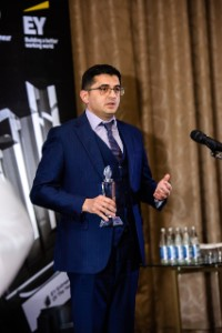 Rufat Azizov, Prometal, winner in Social Impact nomination (2020)