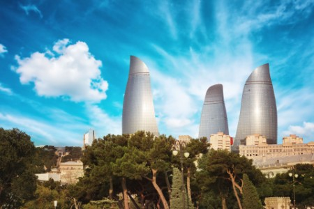 Photographic portrait of EY Azerbaijan