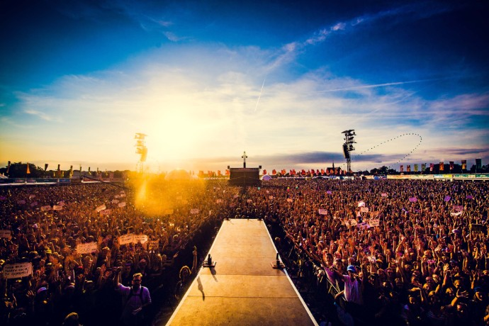 Pukkelpop has a new experience site for its fans: VALL-EY.  EY Belgium is the new partner of Pukkelpop