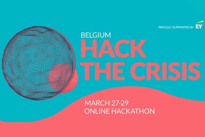 The tech world unites against corona during online hackathon HACK THE CRISIS