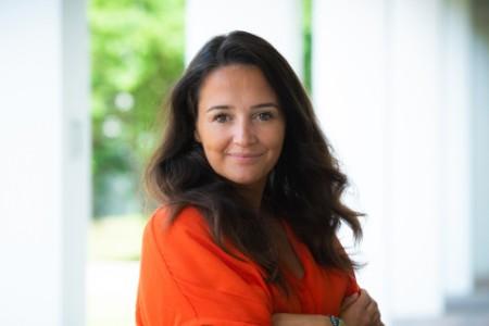 Portretfoto Isabelle Dumortier