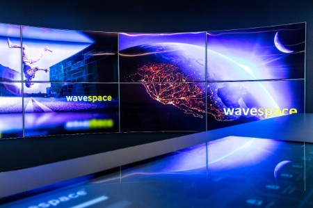 Wavespace digital boardroom