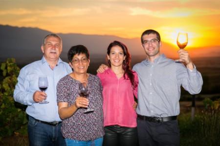 Wine Cellar 'Villa Melnik'