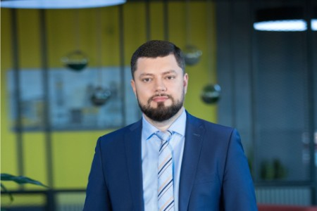 Photographic portrait of Ivan Stankevich