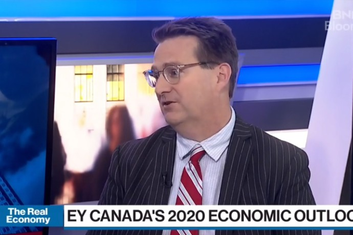 Doug Jenkinson on BNN Bloomberg